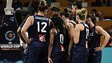 Basket: le sursaut d'orgueil des Françaises finalement cinquièmes du Mondial