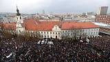 Four charged with Slovak reporter's murder ordered held pending trial