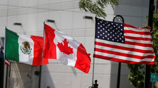 NAFTA talks run up against deadline; U.S. tariffs remain tough issue
