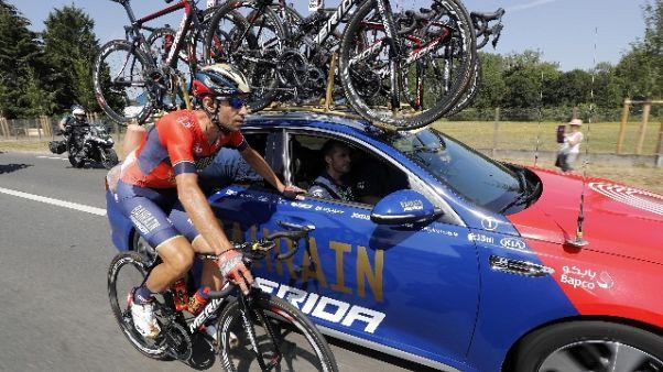 Ciclismo: Nibali,oltre non potevo andare