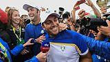 Ryder Cup: Molinari, héros de l'Europe, reçu 5 sur 5