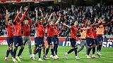 Ligue 1: Lille surclasse l'OM et s'empare de la deuxième place