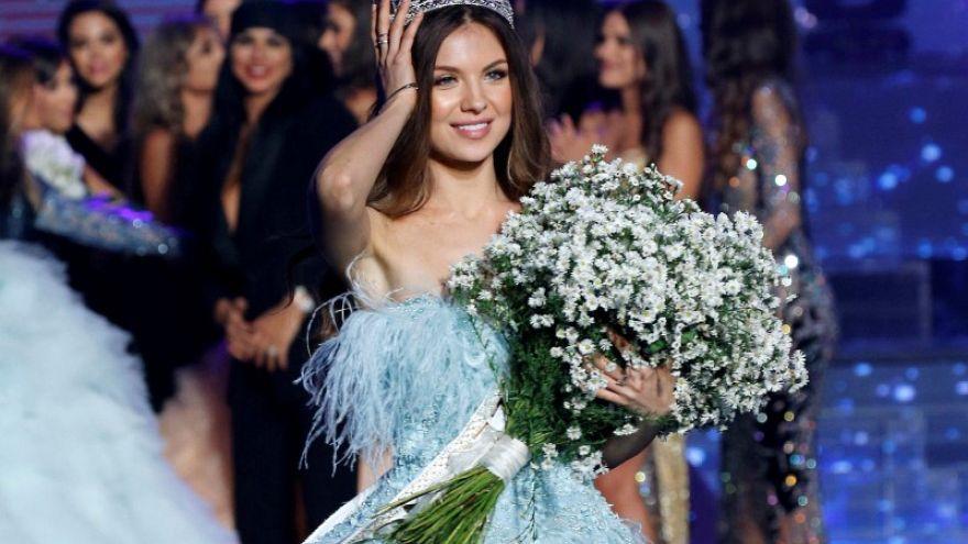 تتويج مايا رعيدي ملكة جمال للبنان لعام 2018
