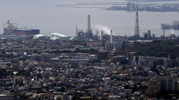 Japan's business mood sours, trade woes cloud outlook - tankan