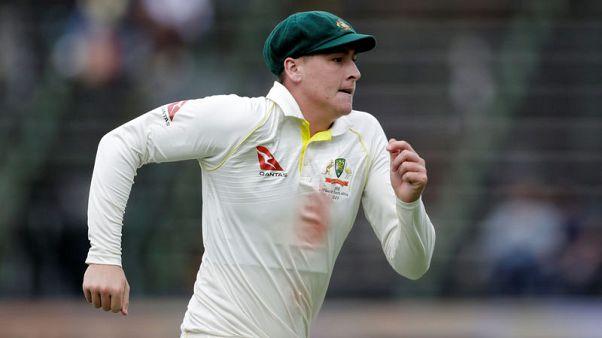 Australia opener Renshaw a doubt for first Pakistan test