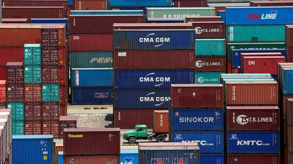 European, Asian factory growth sputters on weakening exports, Americas mixed