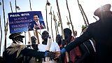 Présidentielle au Cameroun: Biya favori malgré la crise anglophone