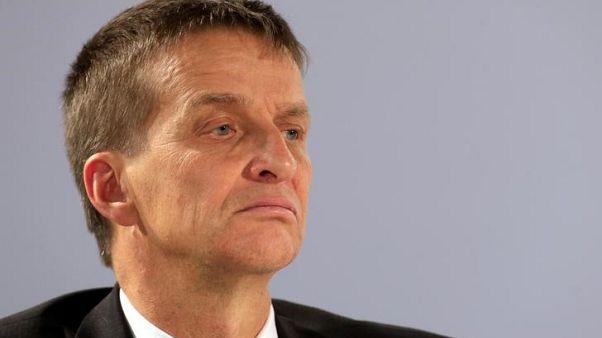 ECB's Hansson says had not considered succeeding Draghi - Sueddeutsche