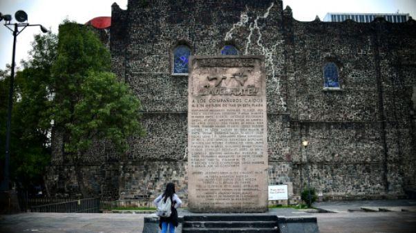 Mexique: le massacre de Tlatelolco, toujours opaque, cinquante ans après