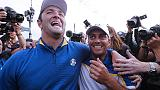 Ryder Cup: L'Equipe,spazio a eurotrionfo