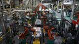 French factory growth slowest in three months in September - PMI
