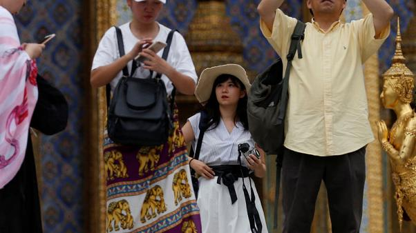 Thailand struggles to win back Chinese tourists during Golden Week holiday