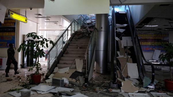 إندونيسيا بحاجة لمزيد من المعدات الثقيلة وعمال الإغاثة في منطقة الزلزال