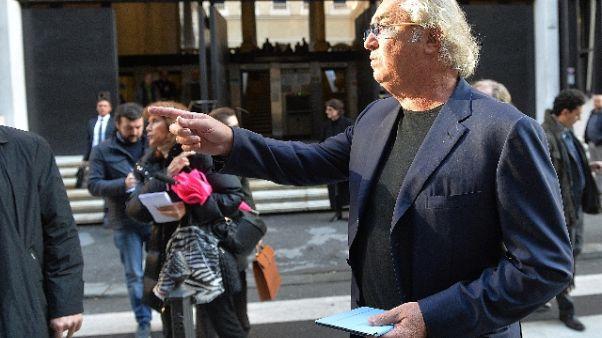 Corruzione,Briatore interrogato a Genova