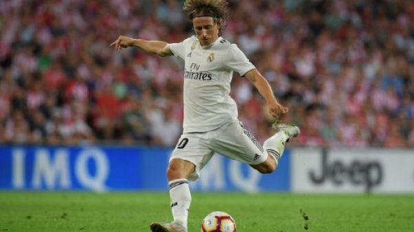 Real Madrid: Modric de Moscou à Moscou, une campagne pour le Ballon d'Or