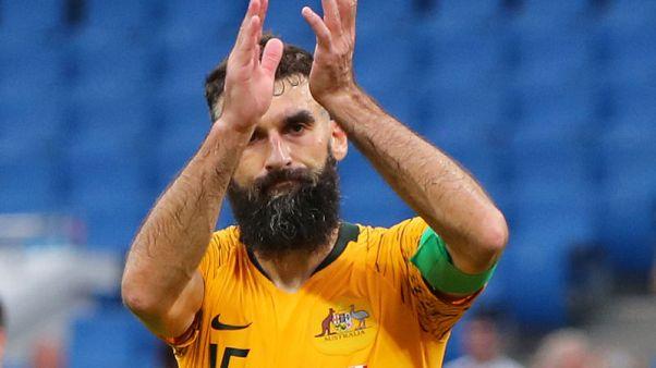 Soccer - Australia's Jedinak announces international retirement
