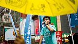 Des milliers de manifestants à Hong Kong pour défendre les libertés locales
