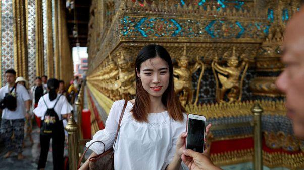 تايلاند تجاهد لجذب السياحة الصينية مع بداية أسبوع العطلات