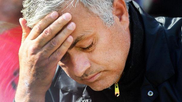 Lo United dà i sette giorni a Mourinho