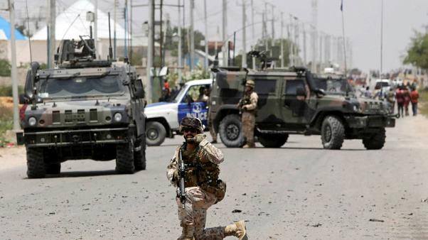 Three die after Somalia car bomb strikes EU convoy - police