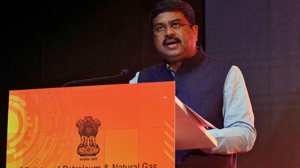 وزير: استثمارات 810 ملايين دولار من جولة تراخيص تنقيب هندية