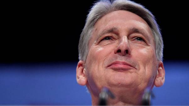UK could go it alone on digital services tax - Hammond