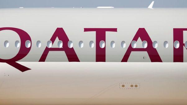 القطرية ترقي جزءا من طلبية شراء طائرات ايه350 إلى طراز أكبر