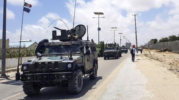 Esplosione in Somalia, illesi italiani