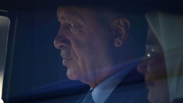 Turkey's Erdogan says United States has taken wrong path