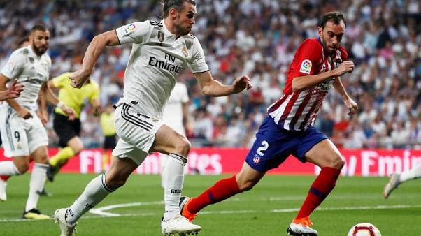 Madrid's Bale set for weekend return, say Spanish media