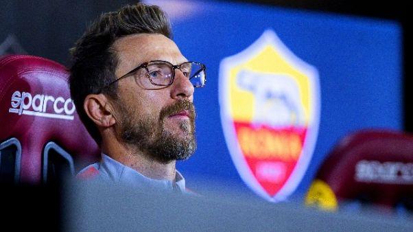 Champions:Di Francesco, serve equilibrio