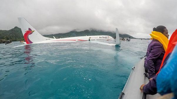 Micronesia air crash turns fatal as passenger's body found - airline
