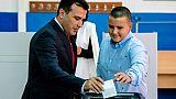 Nom de la Macédoine: après le référendum, bataille incertaine au Parlement