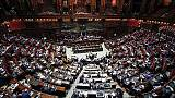 Dl Genova trasmesso al Parlamento