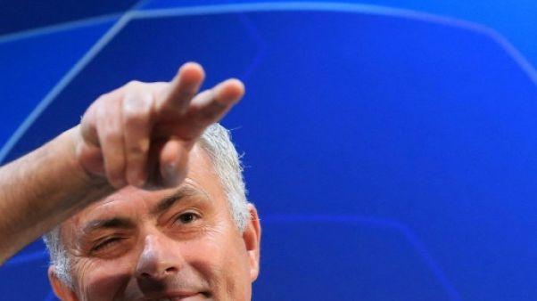 Manchester United: Mourinho ne craint pas pour son poste