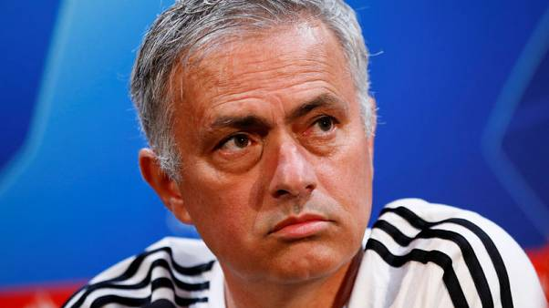 Mourinho not feeling the pressure as Valencia test looms