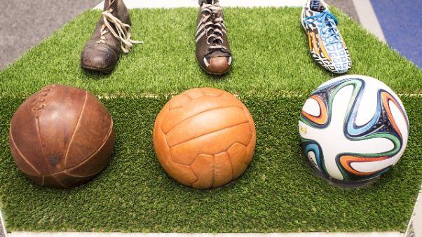 'The Fans', Roma ha un Museo del pallone