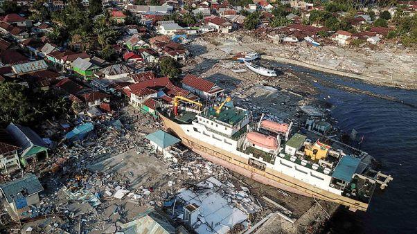 مركز أبحاث ألماني: نظام إنذار من أمواج المد في إندونيسيا أخفق في تحذير الناس