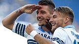 Lazio: Immobile e Milinkovic fino al '23