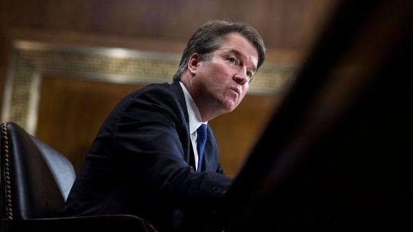 Trump says he wants 'comprehensive' FBI investigation of Kavanaugh