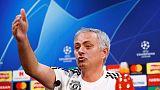 مورينيو لا يشعر بضغط قبل مواجهة بلنسية في دوري أبطال أوروبا