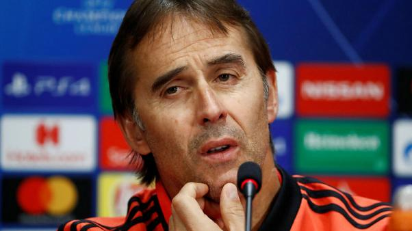 Depleted Real highly motivated for CSKA test - Lopetegui