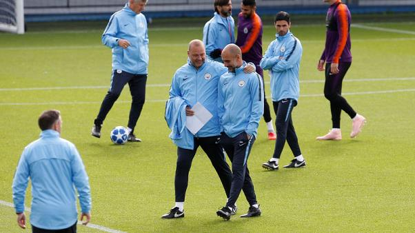 Guardiola welcome back at Barca with open arms, says president