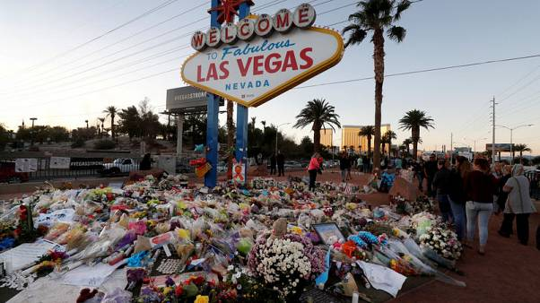 One year later, Las Vegas remembers mass shooting that killed 58