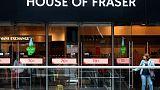 Sports Direct dismisses House of Fraser senior management