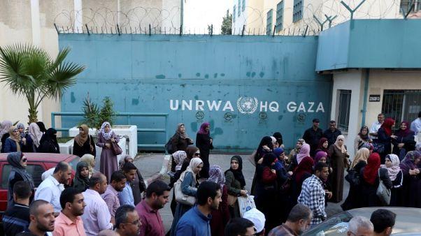الأونروا تسحب بعض موظفيها الدوليين من قطاع غزة خوفا على سلامتهم