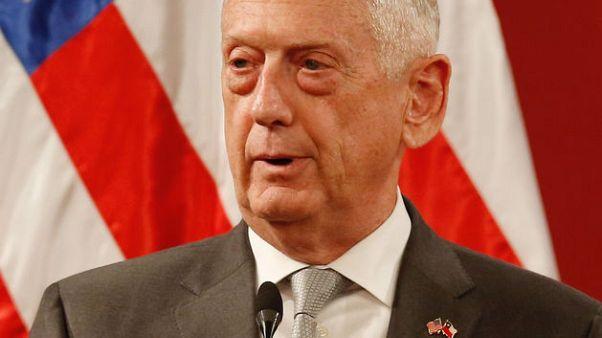 وزير الدفاع الأمريكي لا يتوقع تدهور العلاقات مع الصين رغم زيادة التوتر