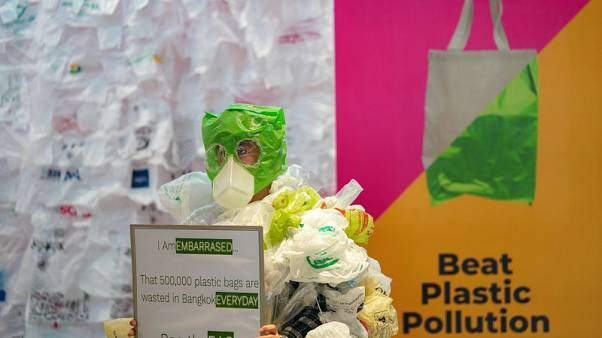 Co-op strikes green plastic bag deal with Italy's Novamont - source