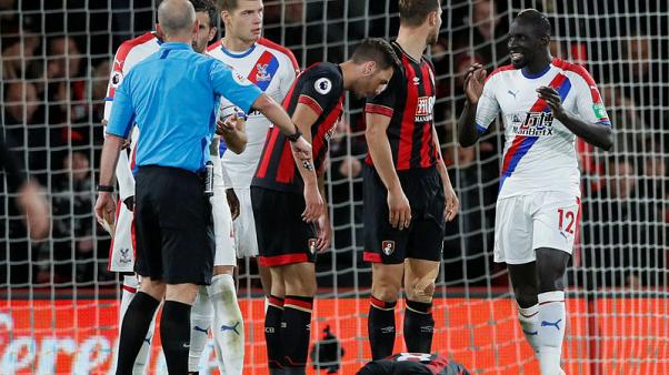 Late Stanislas penalty gives Bournemouth win over Palace