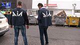 'Ndrangheta: 5 arresti per estorsione